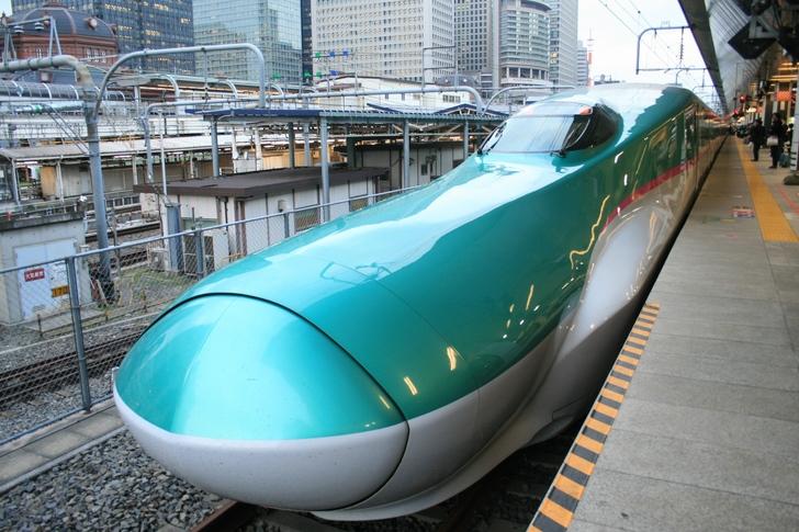 新幹線はやて はやぶさ(東京ー新青森) (2).JPG