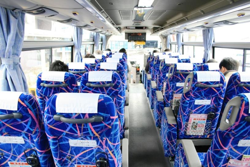 高速バスのカテゴリ記事一覧